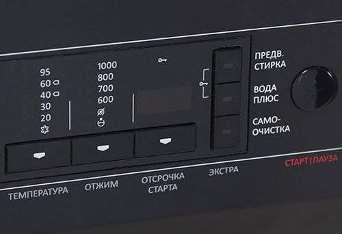 Стиральная машина Gorenje W65Z03B/S черный - фото 4