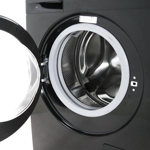 Стиральная машина Gorenje W65Z03B/S черный - фото 5