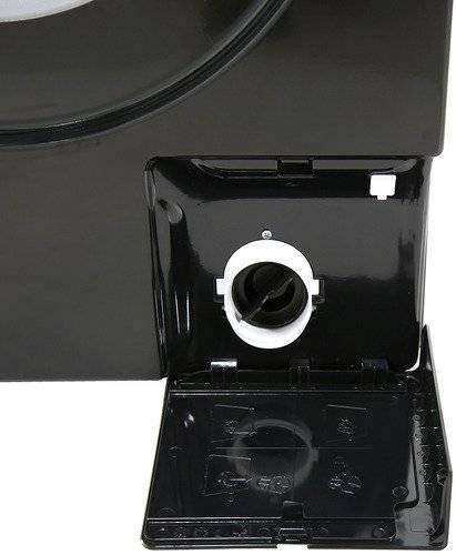Стиральная машина Gorenje W65Z03B/S черный - фото 6