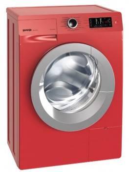 Стиральная машина Gorenje Colour W65Z03R/S красный