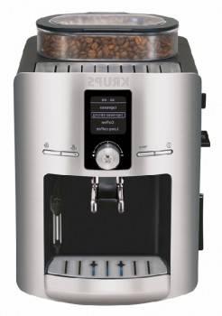 Кофемашина Krups Espresseria EA826E30 серебристый (8000035080)