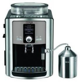 Кофемашина Krups EA8050PE серебристый