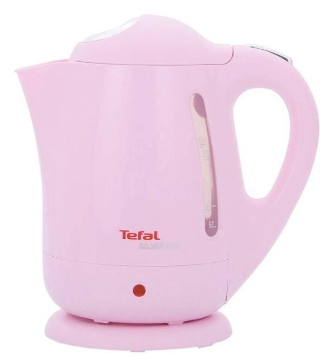 Чайник электрический Tefal BF9255 розовый - фото 1