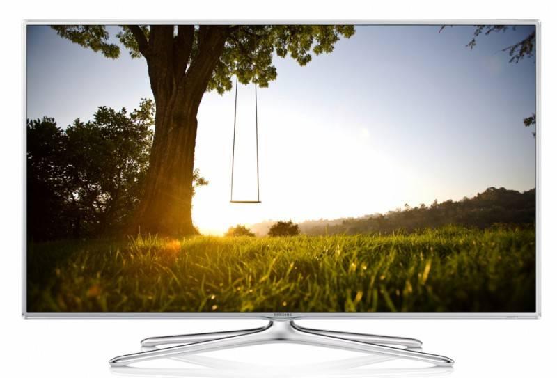 """Телевизор LED 32"""" Samsung UE32F6540AB белый - фото 1"""