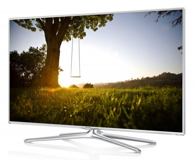 """Телевизор LED 32"""" Samsung UE32F6540AB белый - фото 2"""