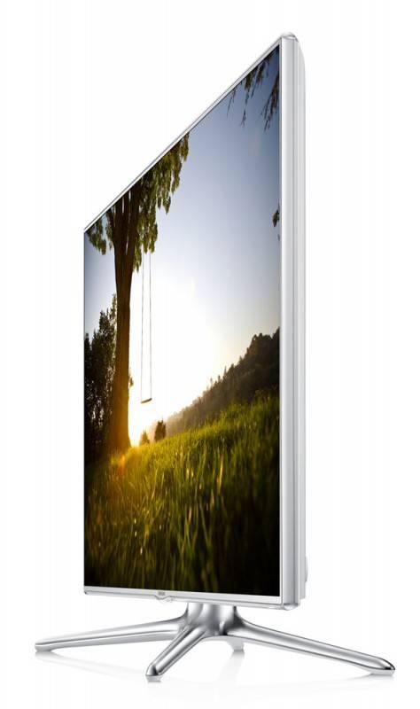 """Телевизор LED 32"""" Samsung UE32F6540AB белый - фото 4"""