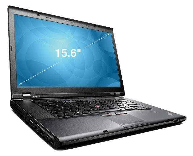 "Ноутбук 15.6"" Lenovo ThinkPad T530 черный - фото 1"