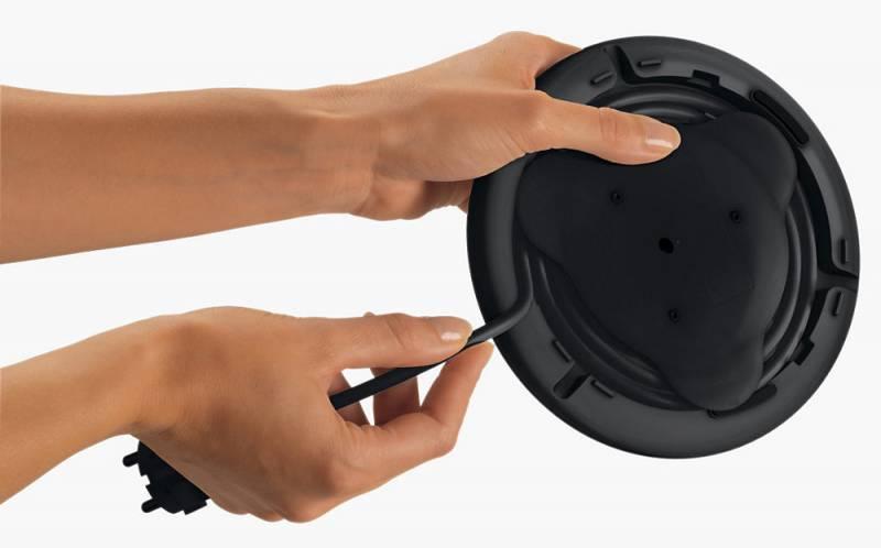 Чайник электрический Philips HD9300/90 черный - фото 5