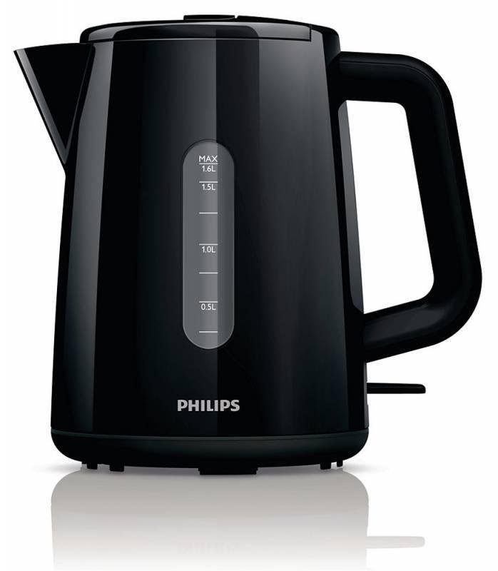 Чайник электрический Philips HD9300/90 черный - фото 3