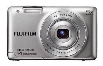 Фотоаппарат FujiFilm FinePix JX600 серебристый - фото 1