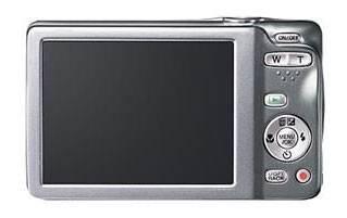 Фотоаппарат FujiFilm FinePix JX600 серебристый - фото 2