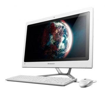 "Моноблок 21.5"" Lenovo C440 белый - фото 1"