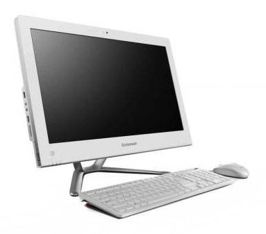 "Моноблок 21.5"" Lenovo C440 белый - фото 2"