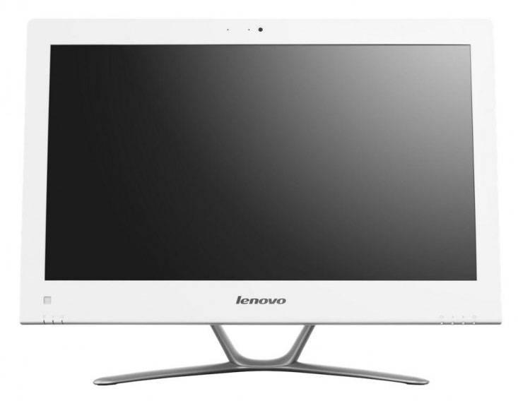 "Моноблок 21.5"" Lenovo C440 белый - фото 3"