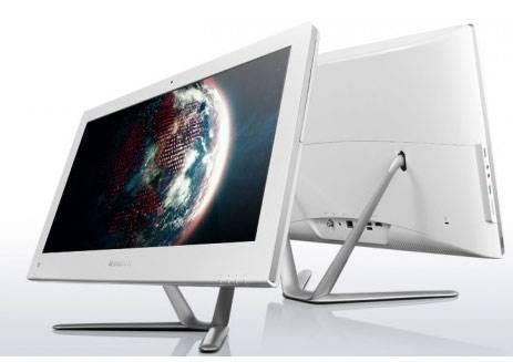 "Моноблок 21.5"" Lenovo C440 белый - фото 4"