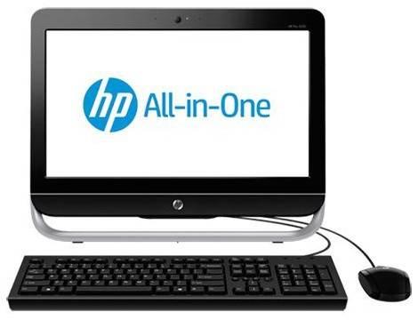 """Моноблок 20"""" HP Pro 3520 черный/серебристый - фото 1"""