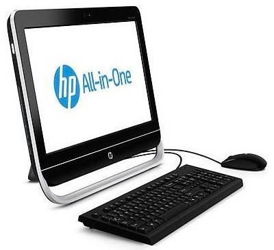 """Моноблок 20"""" HP Pro 3520 черный/серебристый - фото 3"""