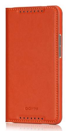 Чехол (флип-кейс) GGMM Kiss-H1 оранжевый - фото 3