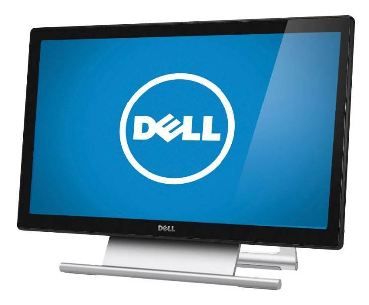 """Монитор 21.5"""" Dell S2240T черный - фото 1"""