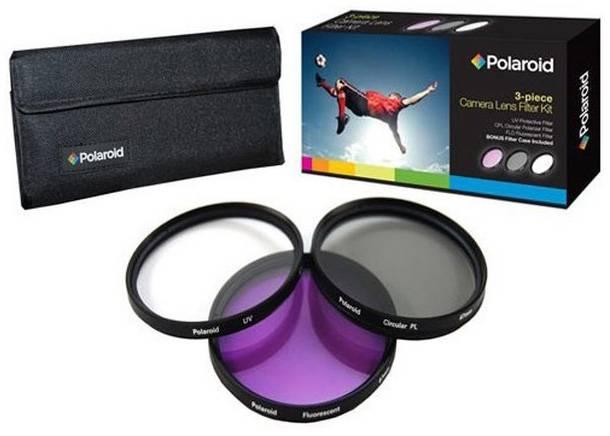 Фильтр поляризационный Polaroid UV+CPL+FLD 82мм - фото 1