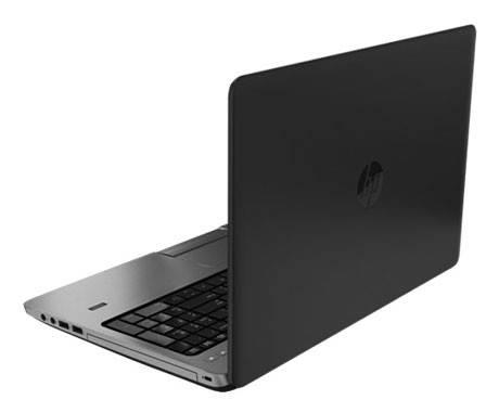 """Ноутбук 15.6"""" HP ProBook 450 черный - фото 4"""