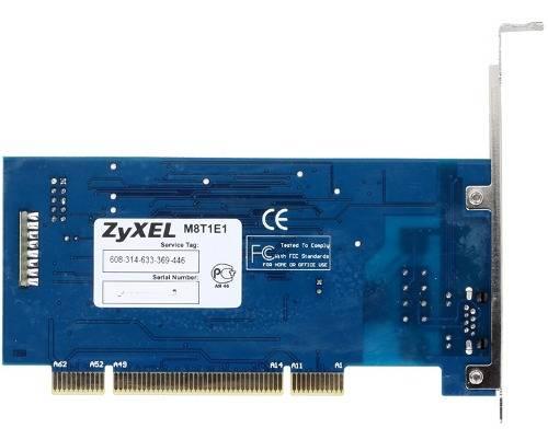 Модуль Zyxel M8T1E1 - фото 3