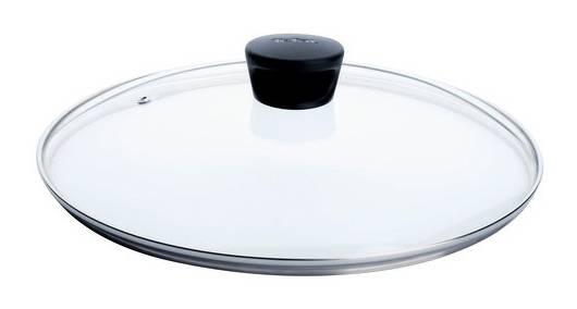 Крышка Tefal 04090118 /черный диаметр 18см. (9100004180) - фото 1