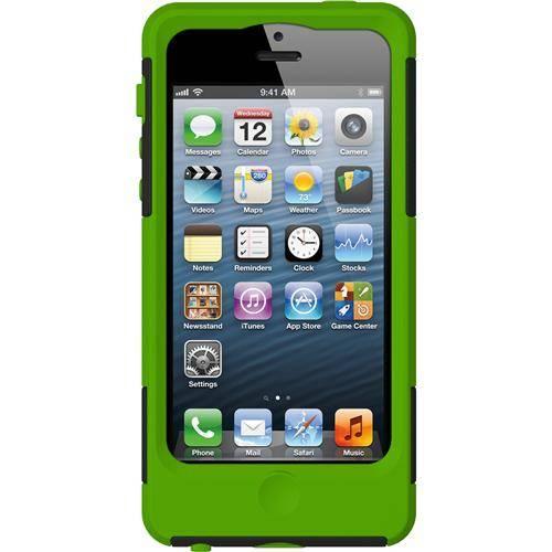 Чехол (клип-кейс) Targus TFD00305EU зеленый/черный - фото 1
