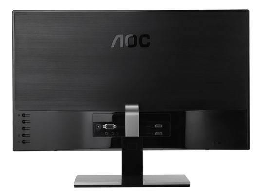 """Монитор 21.5"""" AOC I2267FW/01 черный - фото 4"""