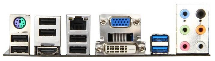 Материнская плата MSI H87-G43 Soc-1150 ATX - фото 5