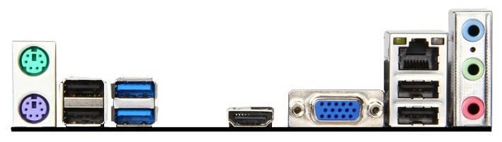 Материнская плата Soc-1150 MSI B85M-E33 mATX - фото 5