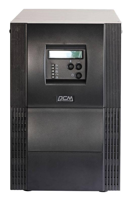 ИБП Powercom Vanguard VGS-1000XL черный - фото 2