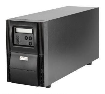 ИБП Powercom Vanguard VGS-3000XL черный