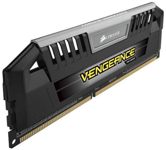 Модуль памяти DIMM DDR3 2x4Gb Corsair CMY8GX3M2A1600C9 - фото 1