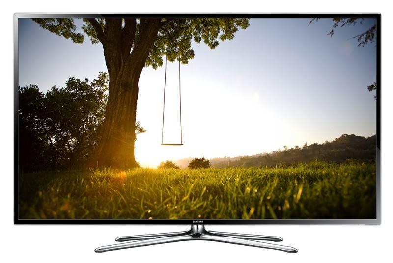 "Телевизор LED 50"" Samsung UE50F6200AK серый - фото 1"
