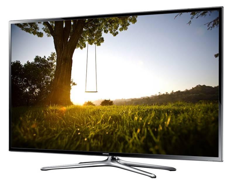 "Телевизор LED 50"" Samsung UE50F6200AK серый - фото 2"