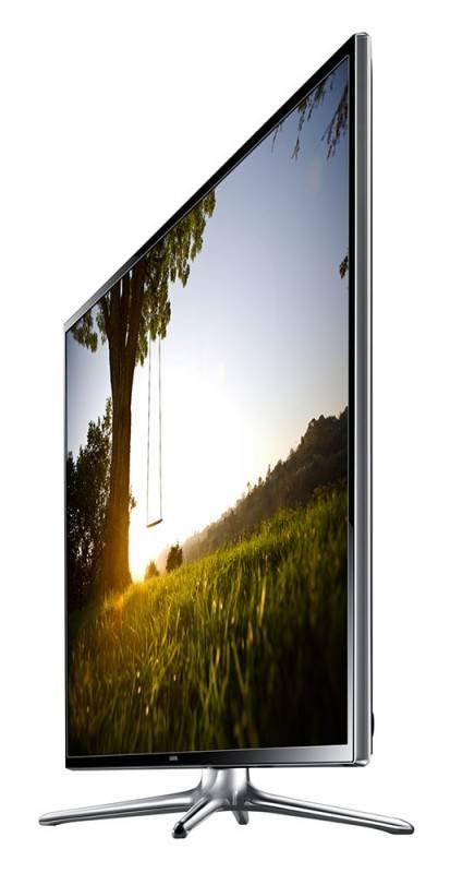 "Телевизор LED 50"" Samsung UE50F6200AK серый - фото 4"