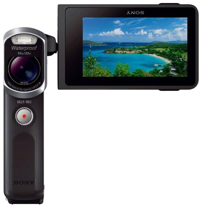 Видеокамера Sony HDR-GW66E черный - фото 1