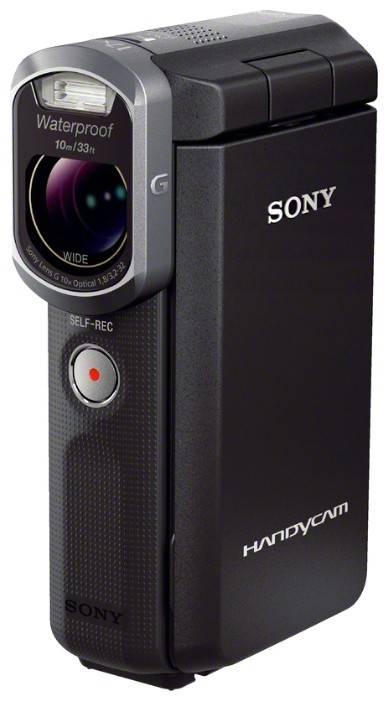 Видеокамера Sony HDR-GW66E черный - фото 2