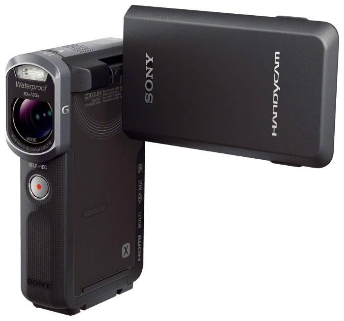 Видеокамера Sony HDR-GW66E черный - фото 4