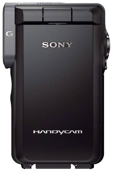 Видеокамера Sony HDR-GW66E черный - фото 5