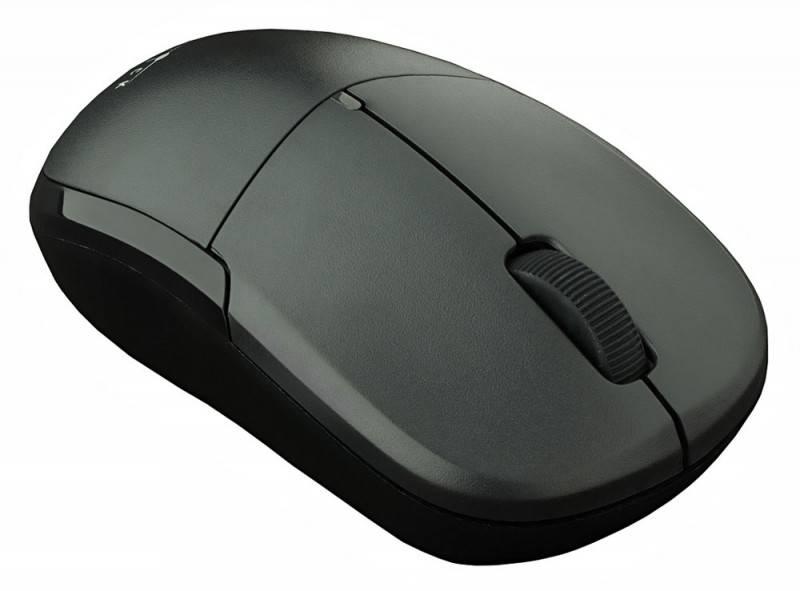 Мышь Oklick 575SW черный - фото 4