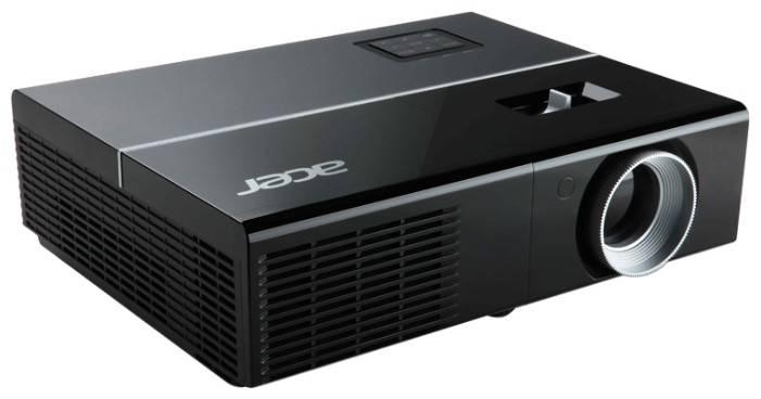 Проектор Acer P1273 черный - фото 3