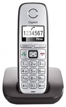 Телефон Gigaset E310 серебристый