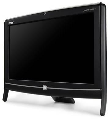 """Моноблок 20"""" Acer Veriton Z2650G черный - фото 2"""