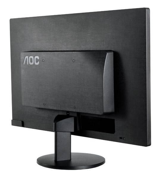 """Монитор 19.5"""" AOC Value Line e2070Swn/01 черный - фото 6"""