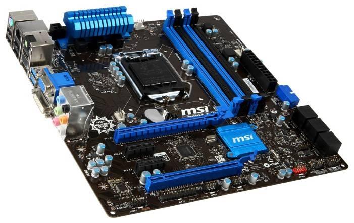 Материнская плата Soc-1150 MSI B85-G41 PC Mate ATX - фото 2