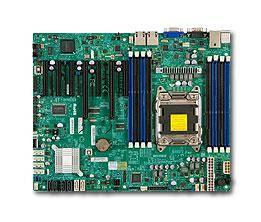 Серверная материнская плата SuperMicro MBD-X9SRL-F-B