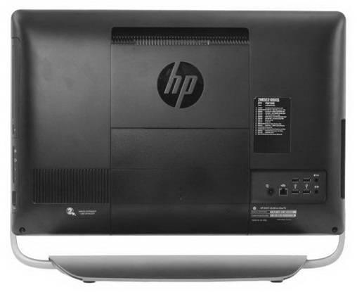 """Моноблок 23"""" HP Envy 23-d201er черный/серый - фото 2"""