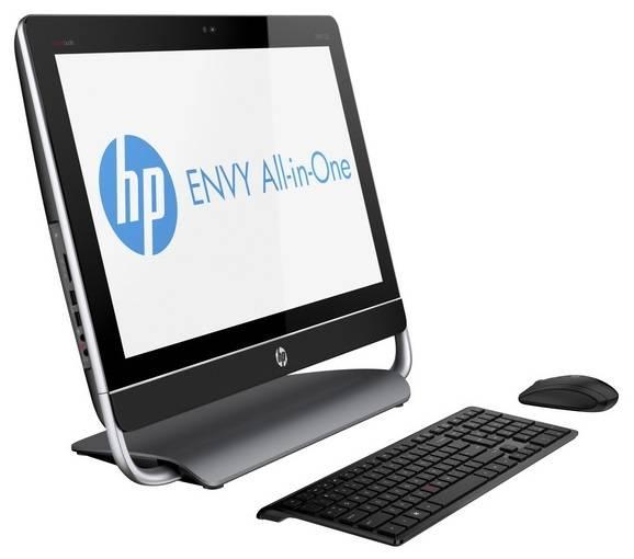"""Моноблок 23"""" HP Envy 23-d201er черный/серый - фото 5"""
